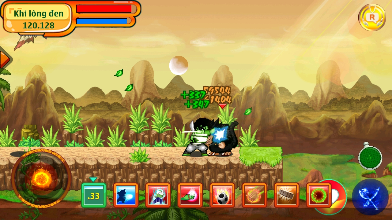 hack ngọc rồng online